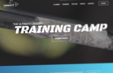 crossfit training camp