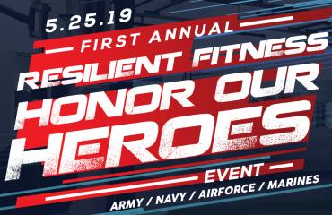 Crossfit Honor Our Heroes