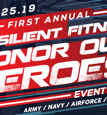 Crossfit Honor Our Heroes