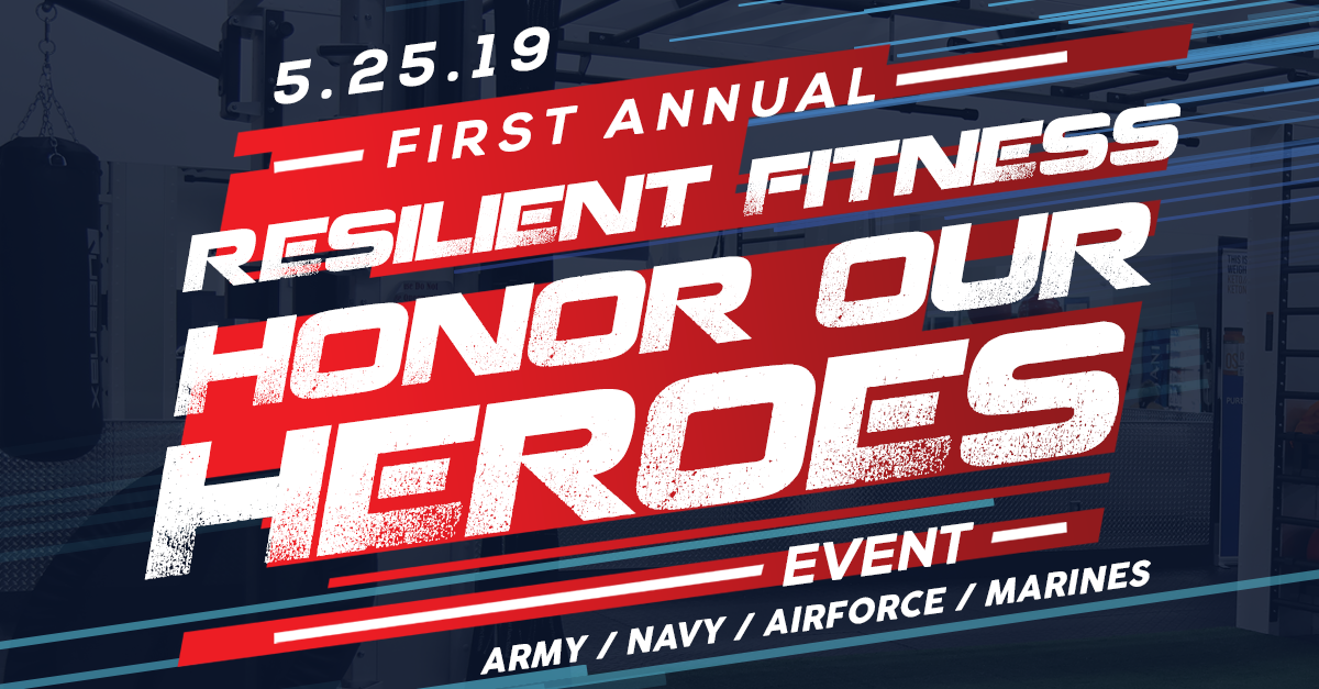 Honor Our Heroes Memorial Day With CrossFit Wellington