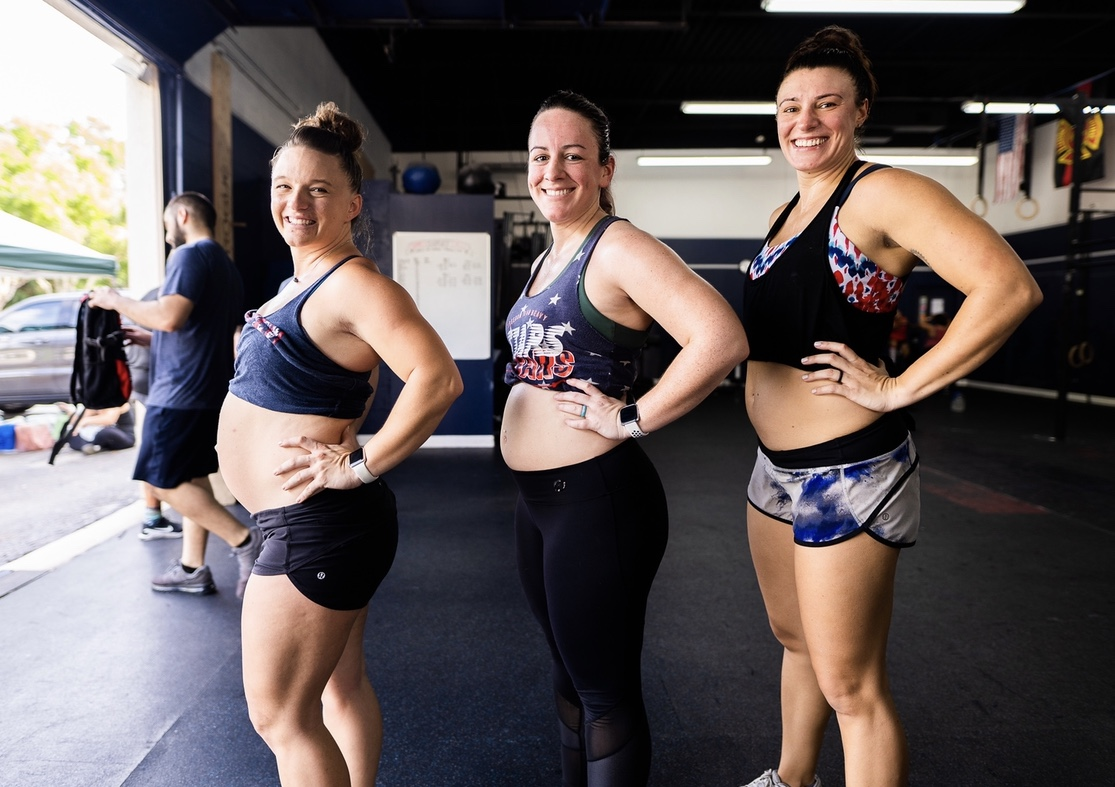 Can You CrossFit Through Your Pregnancy?